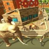 Игра Симулятор Диких Животных в Городе