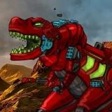 Игра Красный Тираннозавр Плюс