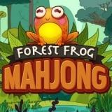 Игра Лесная Лягушка: Маджонг