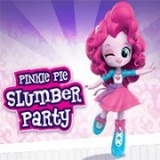 Игра Вечеринка с Ночевкой Пинки Пай