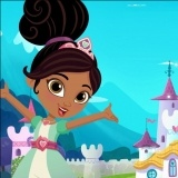 Игра Нелла Отважная Принцесса: Постройка Замка