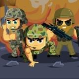 Игра Бой Солдат
