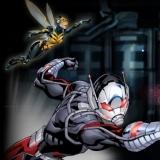 Игра Человек-Муравей и Оса: Атака Роботов
