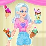 Игра Кафе Мороженного Кристал