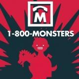 Игра 1 800 Монстры