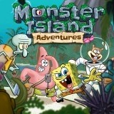 Игра Губка Боб: Остров Монстров