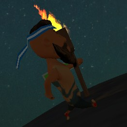 Спасение Факела - Скриншот
