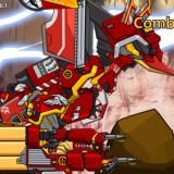 Игра Роботы Динозавры: Трицерандон