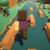 Игра Майнкрафт: Бег По Реке