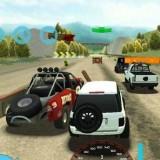 Игра Чрезвычайные Автомобильные Гонки по Бездорожью 4х4