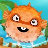 Игра Супер Рыба Фугу