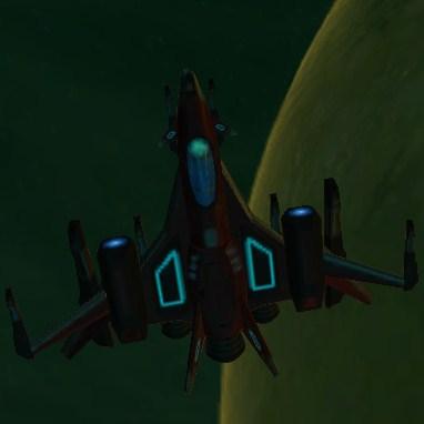Игра Галактический Космический Корабль 3D