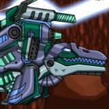 Игра Роботы Динозавры: Мозазавр