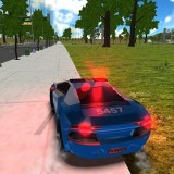 Игра Полицейские на Бездорожъе