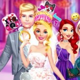 Игра Барби: Свадебное Веселье