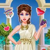 Игра Легендарная Мода: Греческая Богиня