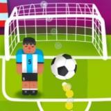 Игра Удачный Удар в Футболе