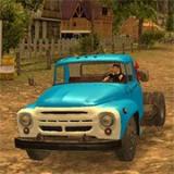 Игра Русский Водитель: Зил 130
