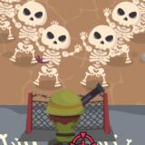 Игра Защита от Скелетонов