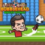 Игра Буйные Головы: Королевский Футбол
