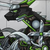 Игра Робот Ниндзя Велоцираптор