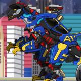 Игра Роботы Динозавры: Амарга Алло