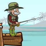 Игра Кликер Рыбака