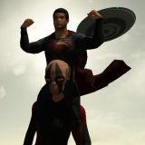 Игра Супермен: Тема - Пришельцы