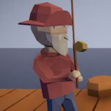 Игра Рыбак и Корабли