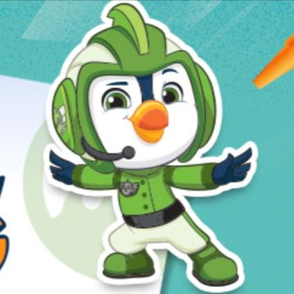 Игра Отважные Птенцы: Раскраска - Играть Онлайн!
