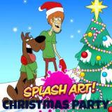 Игра Рождественская Вечеринка: Всплеск Искусства