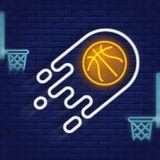 Игра Неоновый Баскетбол