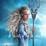 Игра Аквамен Пазл: Королева Атланна