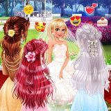 Игра Подружки Невесты: Парикмахерская