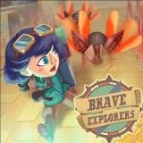 Игра Храбрые Исследователи