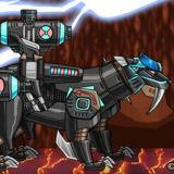 Игра Робот Тёмный Смилодон Плюс