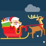 Игра Рождественская Гонка