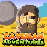 Игра Веселые Приключения Пещерного Человека