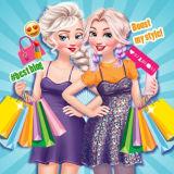 Игра Эльза: Модный Блог