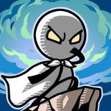 Игра Стикмен: Рывок Ниндзя