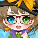Игра Аниме: Чиби Аватар на Хэллоуин