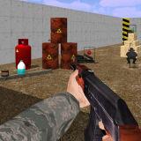 Игра Симулятор Стрельбы: На Улице 3Д