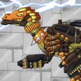 Игра Роботы Динозавры: Троодон