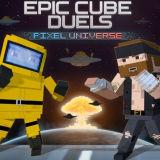 Игра Эпичный Куб Дуэли: Вселенной