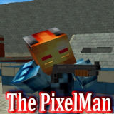 Игра Битва Пиксельмана: Месть
