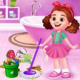 Игра Уборка в Комнате Принцессы
