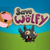Игра Спаси Волчонка