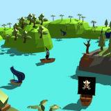 Игра Морские Сокровища: Бег От Пиратов