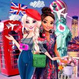 Игра Дневники Путешествий Дисней: Городской Перерыв