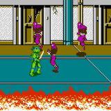 Игра Mutant Ninja Turtles 2